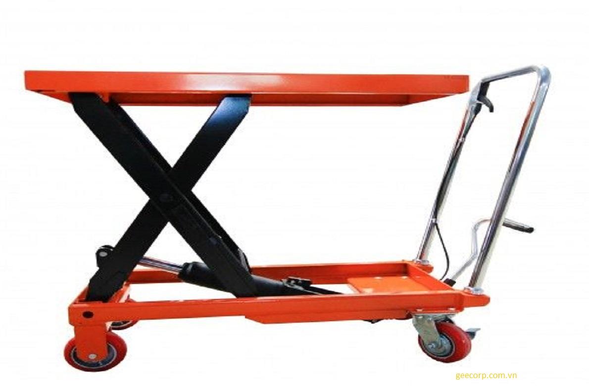 Cung cấp xe nâng bàn chính hãng, chất lượng tốt, bảo hành 12 tháng, giá cả  cạnh tranh | Liên hệ 0933666667